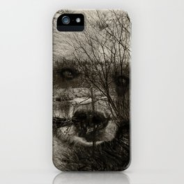 Bear Pond iPhone Case