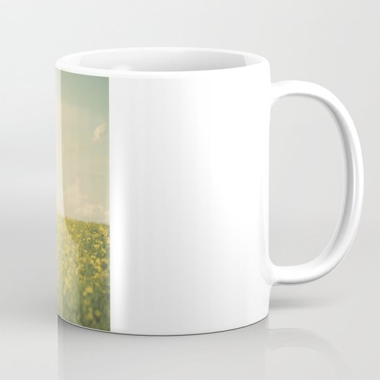 There will be a rainbow after the storm Mug