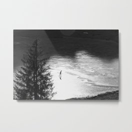 Icy Days NO4 Metal Print