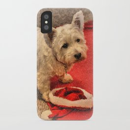 Happy Holidays /Happy Christmas iPhone Case