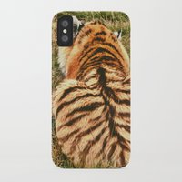 calvin and hobbes iPhone & iPod Cases featuring Hobbes.  by calvin./CHANCE