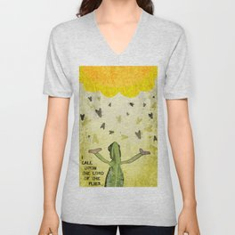 Lord of the Flies Unisex V-Neck