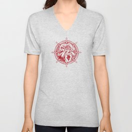 Sail Away With Me Unisex V-Neck