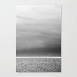 waddenzee Canvas Print