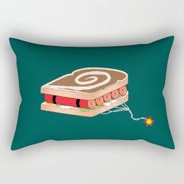 Dynamite Sandwich Rectangular Pillow