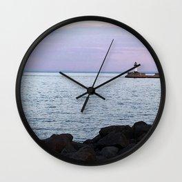 Superior Lighthouse Wall Clock