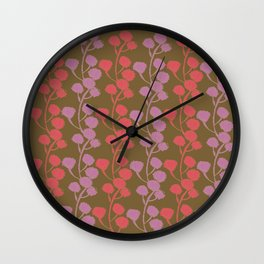 Leavey Wall Clock