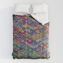 Cuben Network 1 Comforters