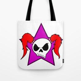 Rock-N-Roll Brat Tote Bag