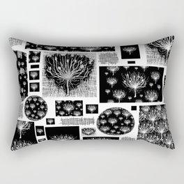 Wallpaper Agapanthus Rectangular Pillow