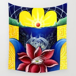 """""""Generate"""" by Adam France and Nick Scotella Wall Tapestry"""