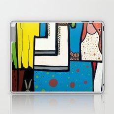 SEARCHING THROUGH a SHOEBOX FULL of MEMORIES Laptop & iPad Skin