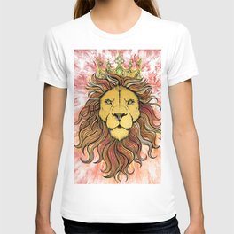 King The Lion T-shirt