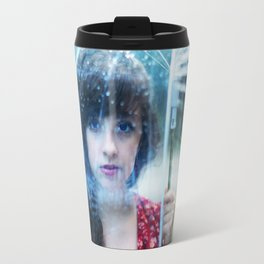 As the clouds began to clear... Travel Mug
