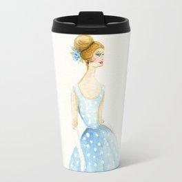 The Polka Dot Dress Travel Mug