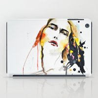 grateful dead iPad Cases featuring Grateful by Mitra Art