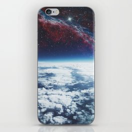 Space Age iPhone Skin