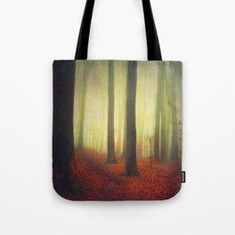 Magic Woodland Tote Bag