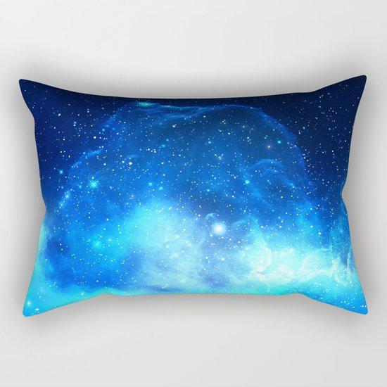 Nel Blu Dipinto di Blu Rectangular Pillow