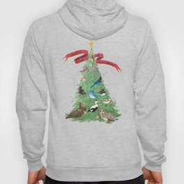 The Twelve Birds of Christmas Hoody