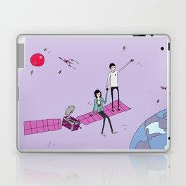 satellite of love2 Laptop & iPad Skin