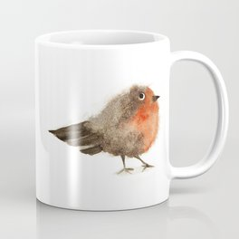 Fuzzy Bird Coffee Mug