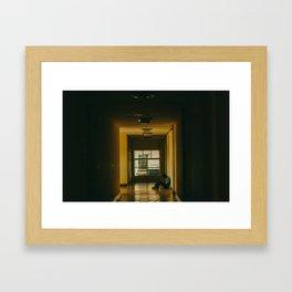 B R E A D T H Framed Art Print
