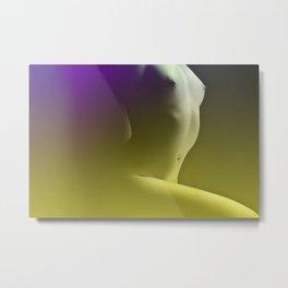 Glowing Venus Metal Print