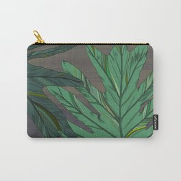 Cece (Philodendron) Carry-All Pouch