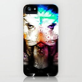 You Smell Opportunity In My Blood iPhone Case