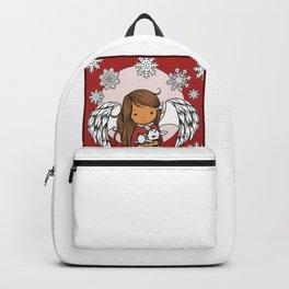 Christmas Angel Backpack