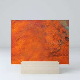 Orange Mini Art Print