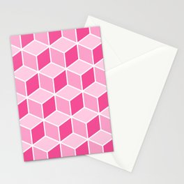 cubes 1 Stationery Cards
