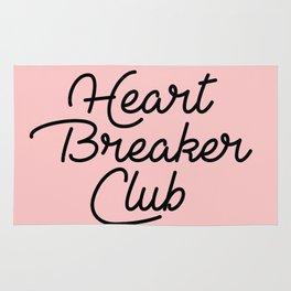 heart breaker club Rug