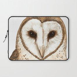 Barn Owl Laptop Sleeve