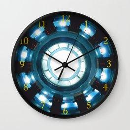 Iron-Hero Wall Clock