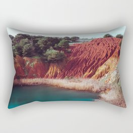 bauxite Rectangular Pillow