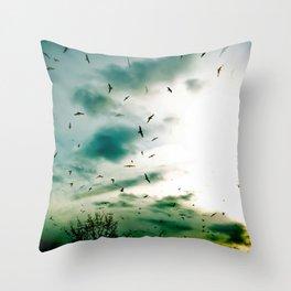 Exodus Throw Pillow
