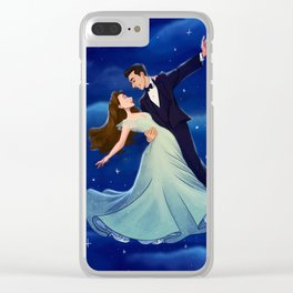 Crazy For You Clear iPhone Case