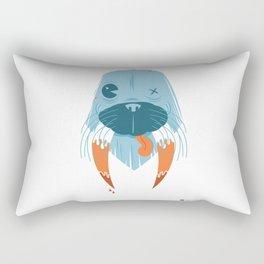 Bloody Winter Rectangular Pillow