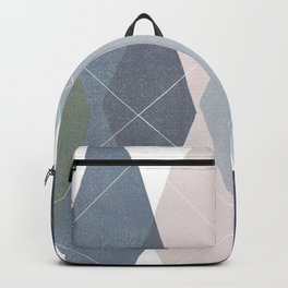 Not Your Father's Argyle Backpack