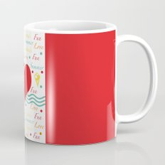 Fun, love, friends etc Mug