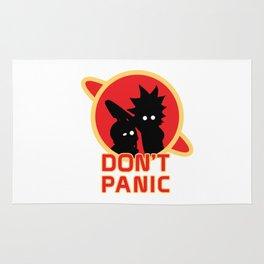 Dont Panic Rug