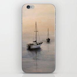 Sea View 271 iPhone Skin
