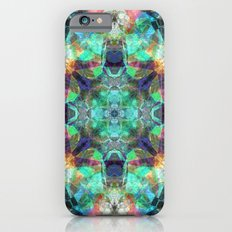 Abstract Stained Glass Slim Case iPhone 6