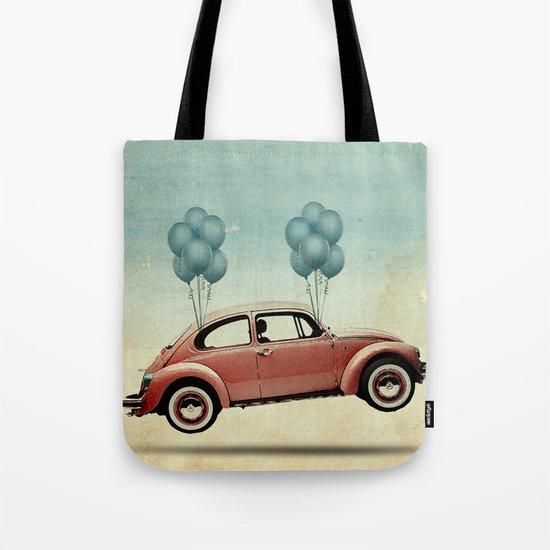 take flight, Bug Tote Bag