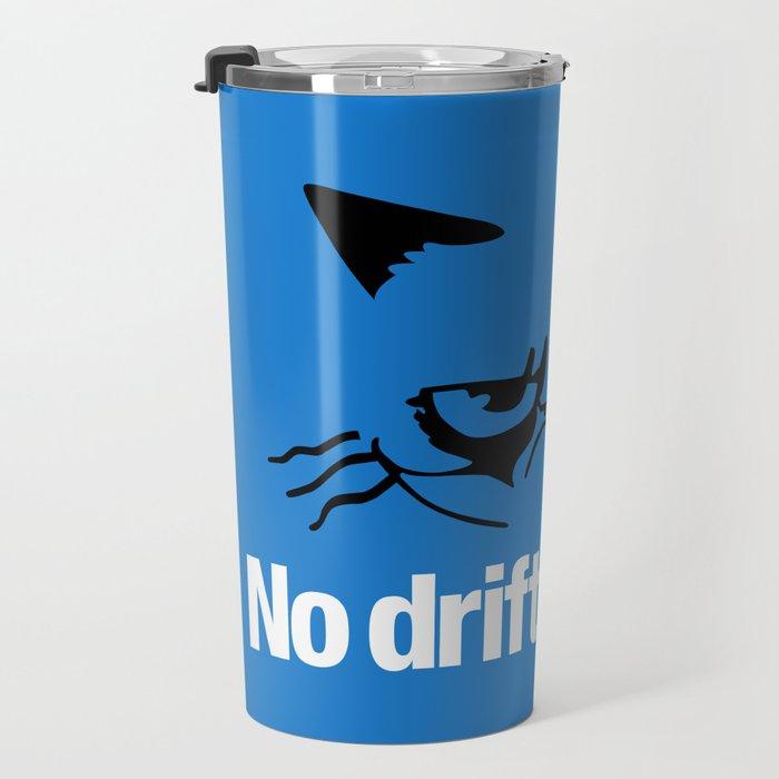 No drift No fun v6 HQvector Travel Mug