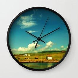 Cape Breton Wall Clock