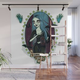 Immortal Flower Wall Mural