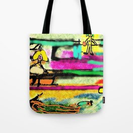 Valuable time Tote Bag